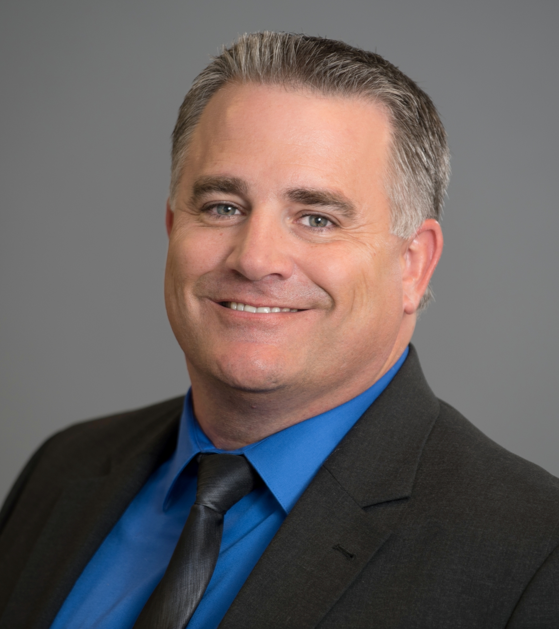 Headshot of John Guidry, Director of Maintenance